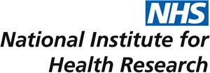 Image: NIHR logo