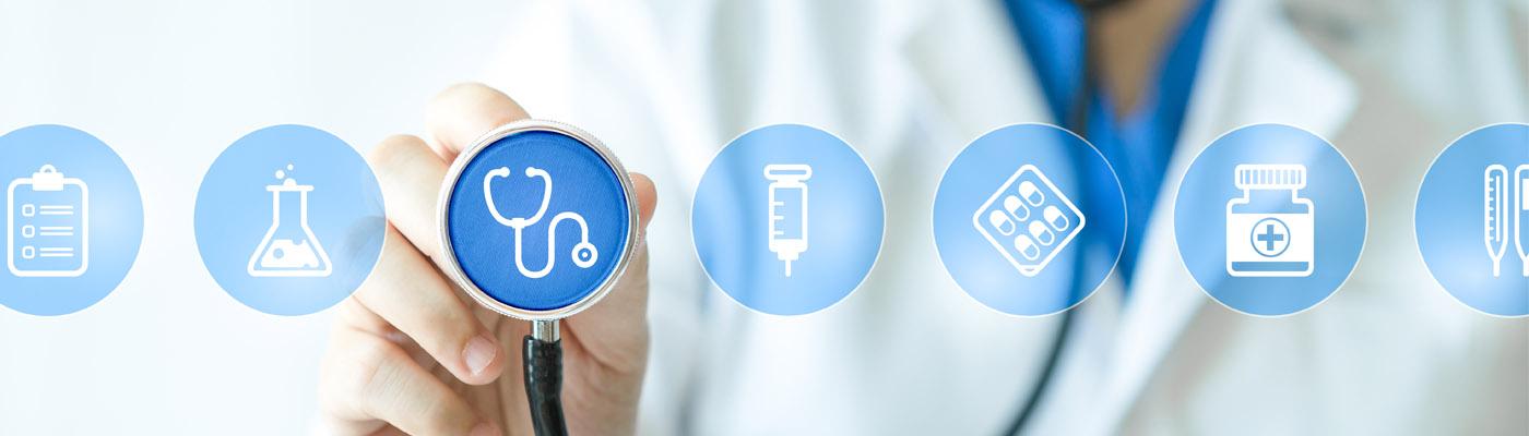 digital health image icons